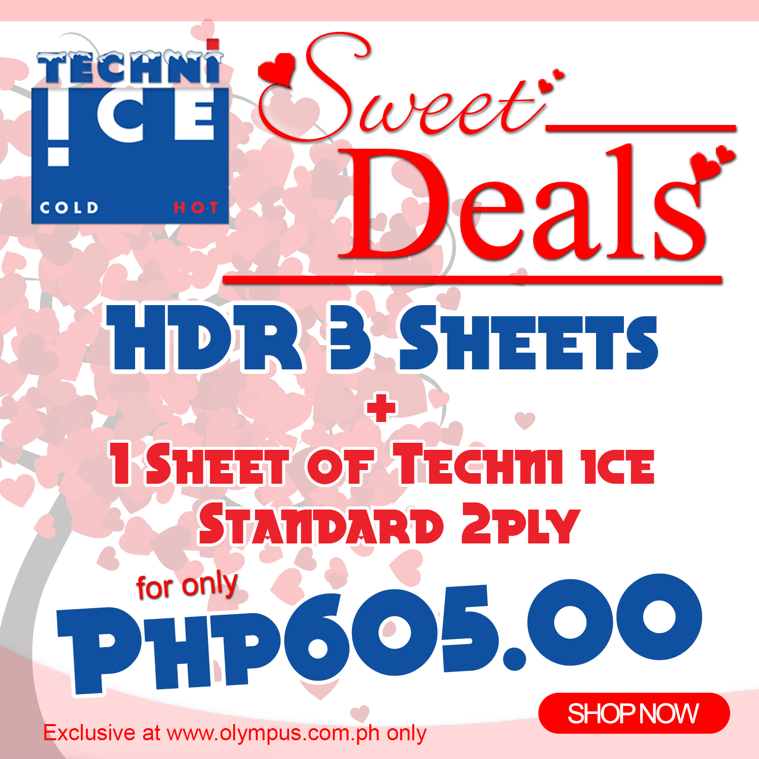 techni ice heavy duty reusable 4 ply 3 plus 1 promo