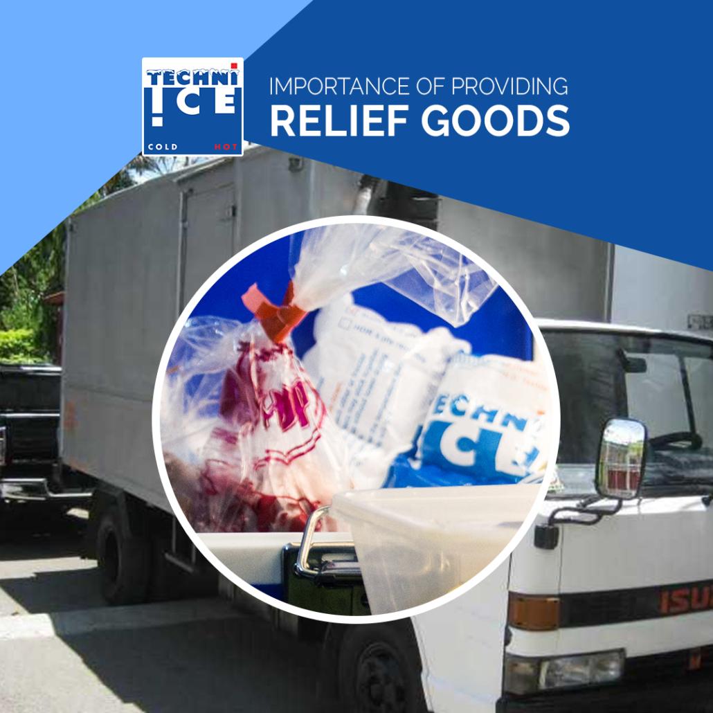 Techni ice Relief Goods